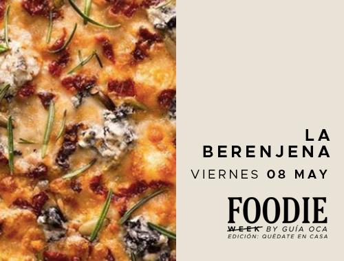 Foodie Week: La Berenjena
