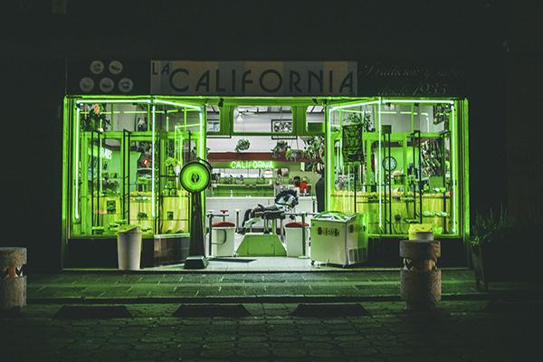 Restaurantes en verde