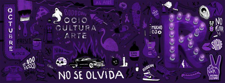 Artista del mes: Rodrigo Zarain Rojas