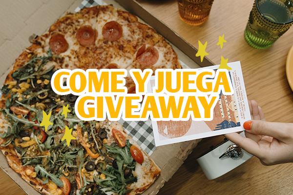 Come y Juega [Giveaway]