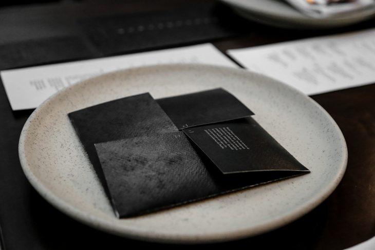 Diseño y gastronomía