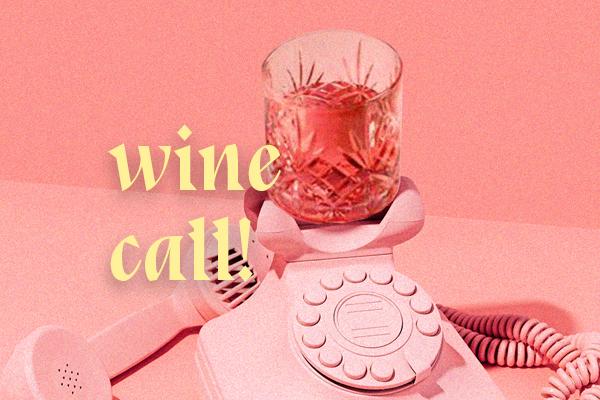 El tabú del vino rosado