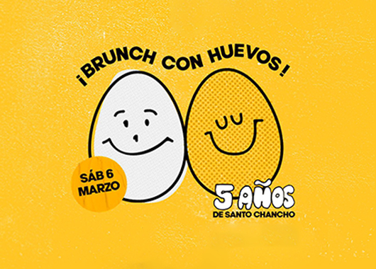 Brunch con Huevos