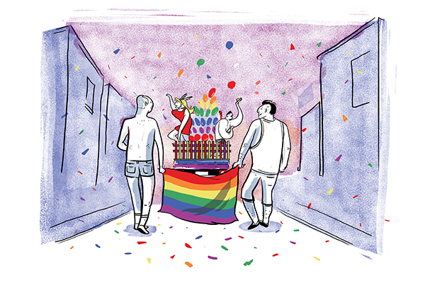 Breve (muy breve) historia del movimiento LGBTTTIQ+ en Puebla