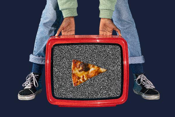 5 Pizzas (y películas) para echar la hueva
