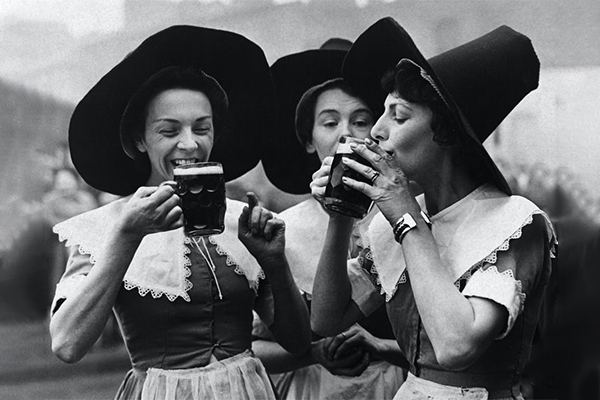 Gracias brujas por la cerveza