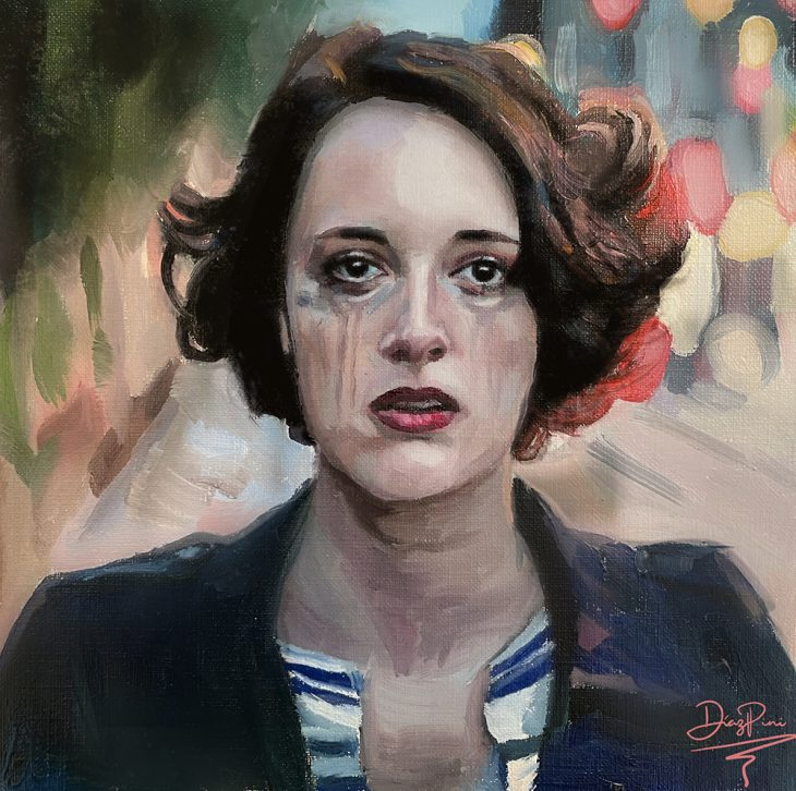 Artista del mes: María Díaz Pini